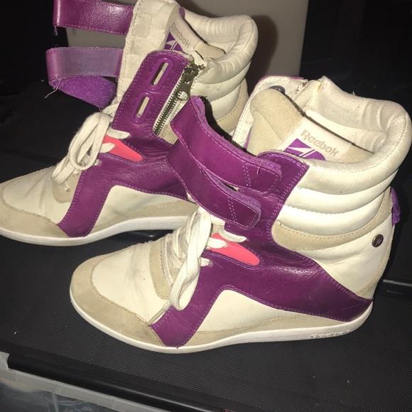 bccc69e2d6e97 Women's Retro High-Top Sneakers by Reebok